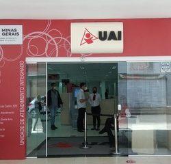 UAI Uberaba passa a atender em novo endereço