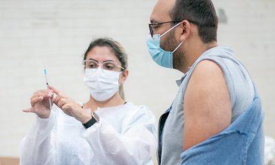 Araxá vacina pessoas a partir de 38 anos na próxima segunda