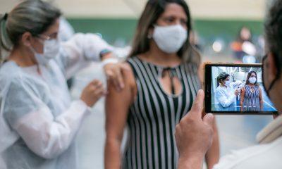 Prefeitura prossegue com a vacinação contra a Covid-19 nesta sexta