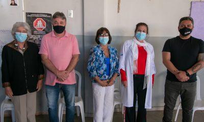 Prefeitura realiza repasse para viabilizar serviços prestados pela Apae