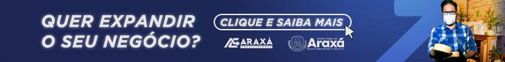 PMA – Campanha Araxá empreendedora que vai de 16 a 31/8 – PI.:6000