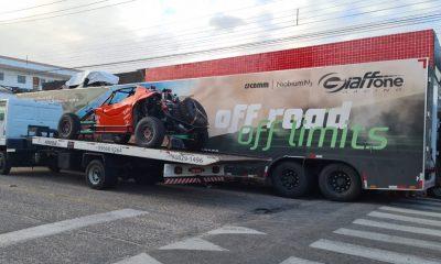 Giaffone Racing e CBMM confirmam participação do EXO Nb no Sertões 2021