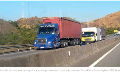 Minas Gerais mantém a terceira maior receita bruta de prestação de serviços no Brasil em 2019
