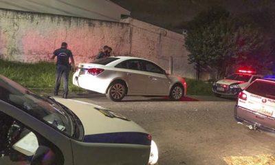 POLÍCIA MILITAR APREENDE SUSPEITOS DE ROUBO EM ARAXÁ/MG