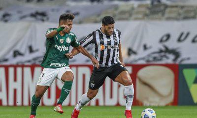 Libertadores: Palmeiras e Atlético-MG começam a disputar vaga na final