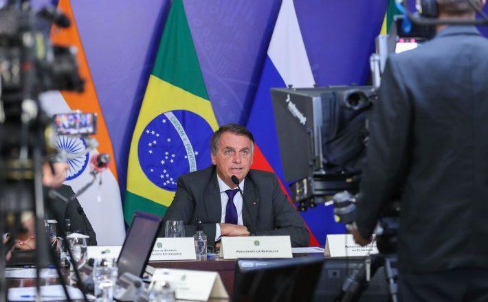 Brics: Presidente defende modernização da OMC e de regras de subsídios