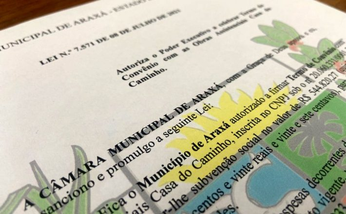 Casa do Caminho deixa de receber repasse de R$ 544 mil da Prefeitura de Araxá