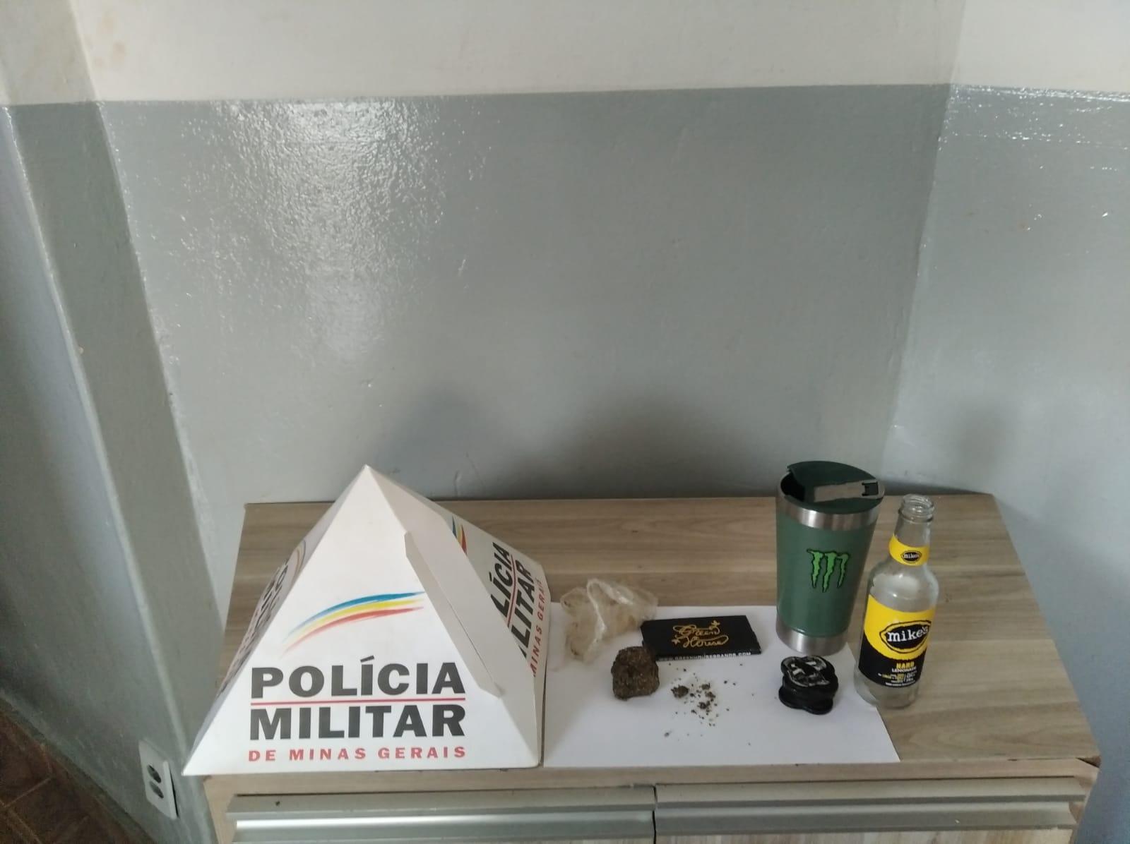 Polícia militar prende condutor sob efeito de álcool após acidente de trânsito em Araxá