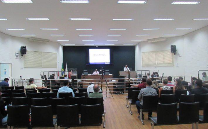 Fórum Comunitário debate melhorias para o Distrito Industrial de Araxá