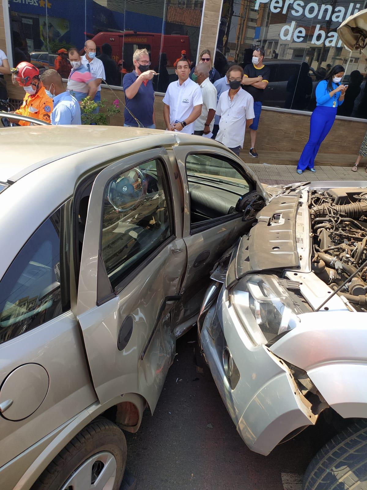 Acidente de Trânsito em Araxá