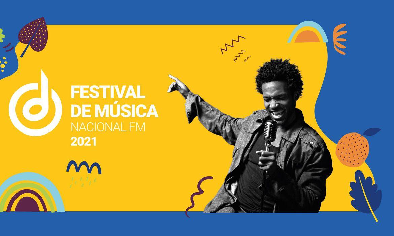 Festival de Música Nacional FM anuncia 50 canções semifinalistas