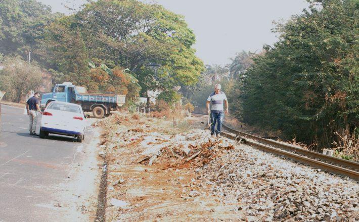 Araxá já recolheu mais de 2.000 toneladas de entulho em áreas entre janeiro e setembro