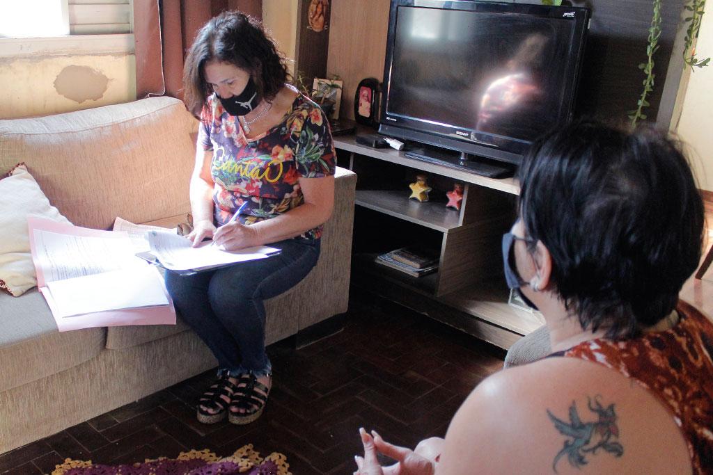 Ação Social inicia visitas técnicas do Projeto Mãos à Obra