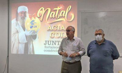 Em parceria, ACIA e CDL lançam Campanha de Natal para associados