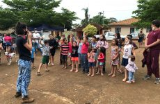 Ação solidária promove conscientização ambiental na Serra da Canastra