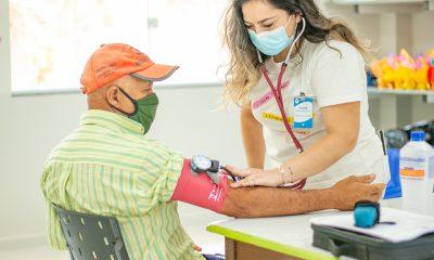 Prefeitura de Araxá promove ações na Praça da Família em comemoração ao Dia do Idoso