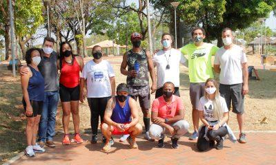 Atletas paralímpicos de Araxá participam de competição regional com apoio da prefeitura