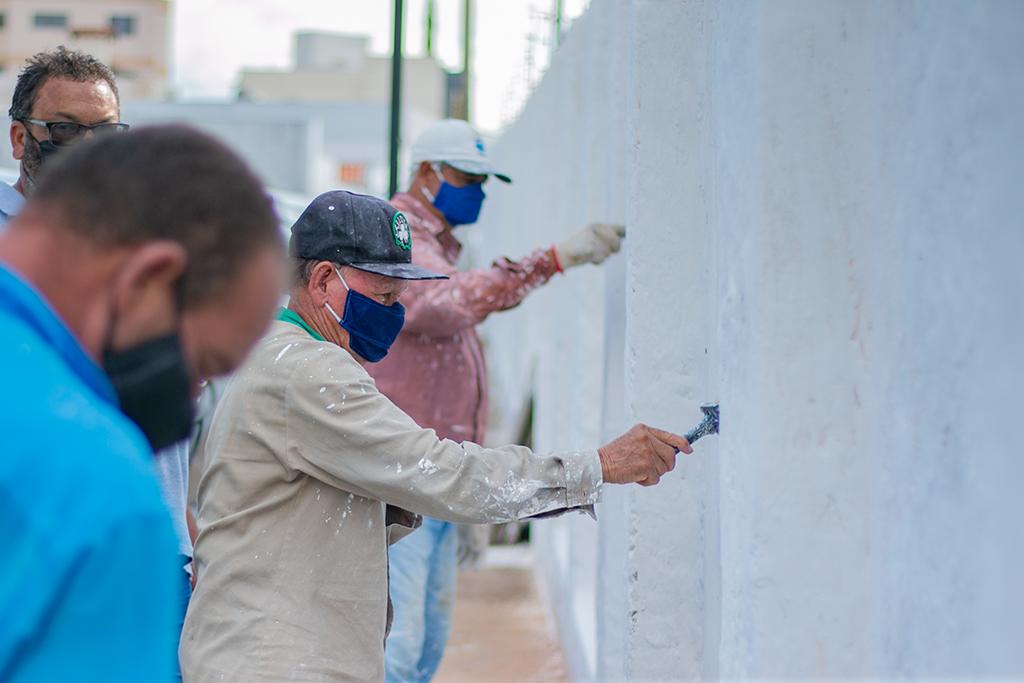 Prefeitura de Araxá prepara cemitérios para o Dia de Finados