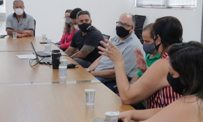 Moradores participam de formatação de projeto para revitalização de áreas na região das Mangueiras